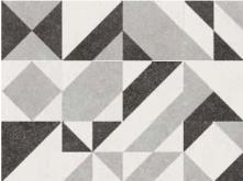 Micro Elements Grey - dlaždice 20x20 šedá