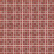 Color Now Marsala Micromosaico - obkládačka mozaika 30,5x30,5 červená
