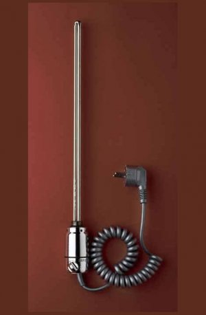 PMH GT - topná tyč s termostatem 300 W, chrom