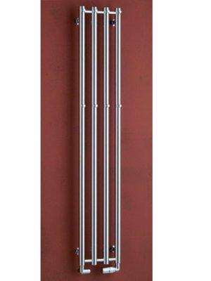 Rosendal - otopný těleso 42x150 cm, chrom