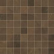 Marvel Bronze Mosaico - obkládačka mozaika 30x30 hnědá