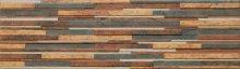 Zebrina rust - obkládačka 17,5x60