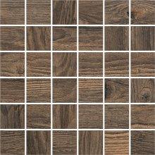 Cortone marrone - dlaždice mozaika 29,7x29,7 hnědá