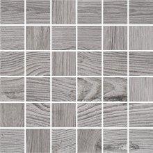 Cortone grigio - dlaždice mozaika 29,7x29,7 šedá