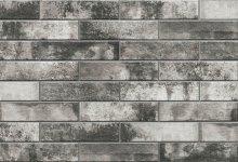 Piatto antracyt - obkládačka 7,4x30 šedá