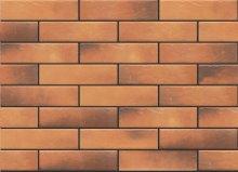 Retro brick curry - obkládačka 6,5x24,5 žlutá