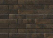 Retro brick cardamon - obkládačka 6,5x24,5 hnědá