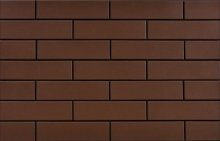 Brown - obkládačka 6,5x24,5 hnědá