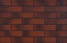 Rot rust cien - obkládačka 6,5x24,5 červená