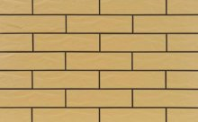 Sand rust - obkládačka 6,5x24,5 žlutá