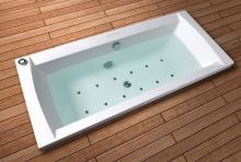 Masážní systém Relaxa 300 - relaxační masáž, perličková koupel