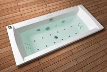 Masážní systém Fitnes 300 - hydromasáž, relaxační masáž, perličková koupel