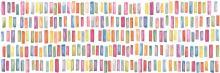 Zoom dekor multicolor - obklad inzerto 21,4x61