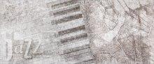 Queens decor mix - obkládačka 25x60 šedá