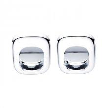 Samostatné úchyty poličky pro skla o max. tloušťce 6 mm