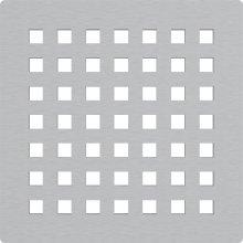 MPV014 - mřížka pro nerezové vpusti 102x102 mm nerez