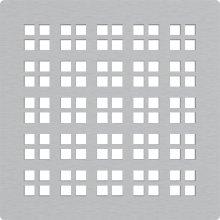 MPV015 - mřížka pro nerezové vpusti 102x102 mm nerez