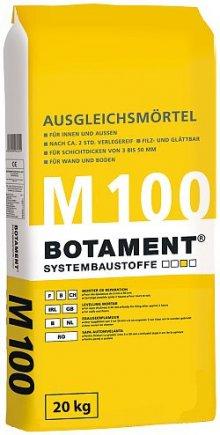 M 100 vyrovnávací stěrka od 3 do 50 mm, 20 kg