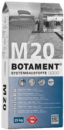 M 20 Objekt Flex Flexibilní tmel C2 T, 25 kg