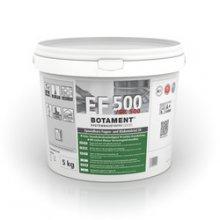 EF 500 EK 500 epoxidová hmota pro spárování a lepení 2sl., stříbřitě šedá (16), 5 kg