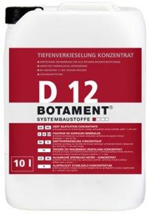 D 12 penetrace pro hloubkové zpevnění - koncentrát, 10 l