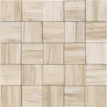 Malla Yellowstone Maple - obklad mozaika 24,6x24,6 béžová