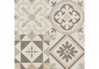 Gracia Blanco - dlažba 45x45 bílá