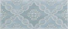 Maiolica Aqua Deco - obklad 11x25 tyrkysová