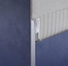 ZV/10 - profil pro venkovní roh, hliník lakovaný bílý matný 270 cm