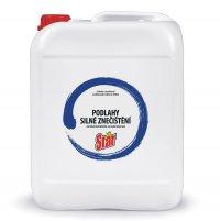 STAR na podlahy, silné znečištění, alkalický, 10L