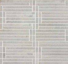 Mosaico Trex Grey - obkládačka mozaika 30x30 šedá
