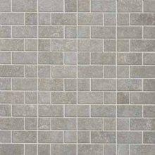 Mosaico Luna Antracite - obkládačka mozaika 30x30 šedá