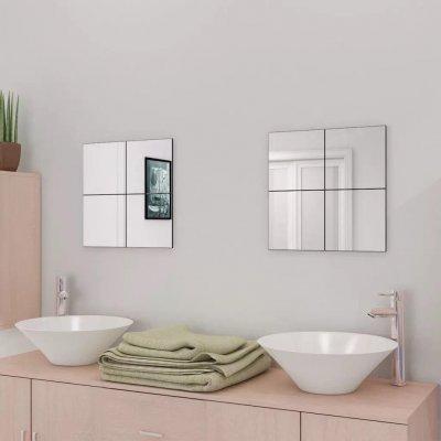 obklady - zrcadlové a skleněné