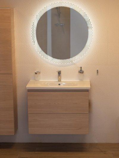 Lux - zrcadla s osvětlením