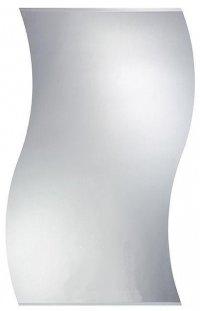711-621 zrcadlo s fazetou, vlnky, 110x60 cm