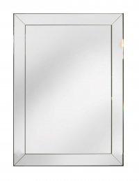 711-188 zrcadlo, obdélník, zdobené, 80x60 cm