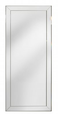 711-172 zrcadlo, obdélník, zdobené, 150x70 cm