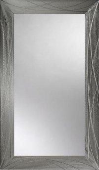 426-006N zrcadlo, obdélník, kovový rám, 160x70 cm
