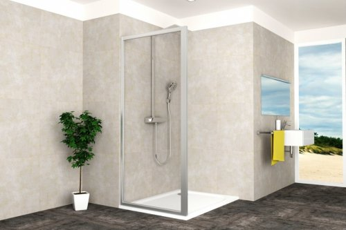 boční stěny sprchové