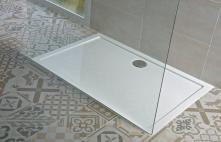 Padana - vanička litý mramor obdélníková 120x80 cm