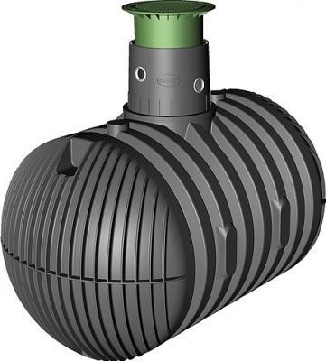 akumulační nádrže samonosné