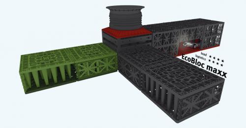 Garantia - vsakovací bloky