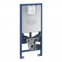 Rapid SLX pro závěsné WC, stavební výška 1,13 m, vhodné pro sprchové toalety a rimless