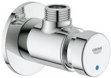 Euroeco Cosmopolitan T - samouzávěrový sprchový ventil, označení modré