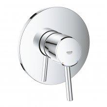 Concetto - sprchová podomítková baterie, bez podomítkového tělesa 35600