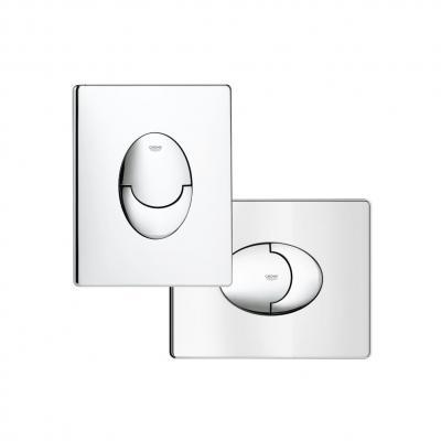WC ovládací desky dvojčinné / start stop