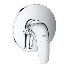 Eurostyle - sprchová podomítková baterie, bez podomítkového tělesa