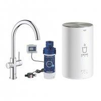 Grohe Red Duo - baterie a zásobník pro vroucí a teplou vodu (4l)