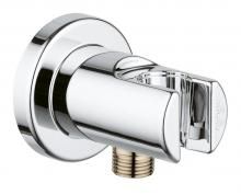 Relexa - nástěnné kolínko, s držákem sprchy