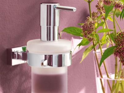 Essentials Cube - koupelnové doplňky